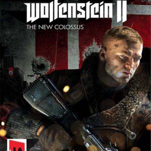 Wolfenstein II The New Colossus پرنیان